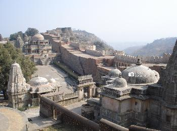 Kumbhalgarh is a Mewar fortress in the Rajsamand District.